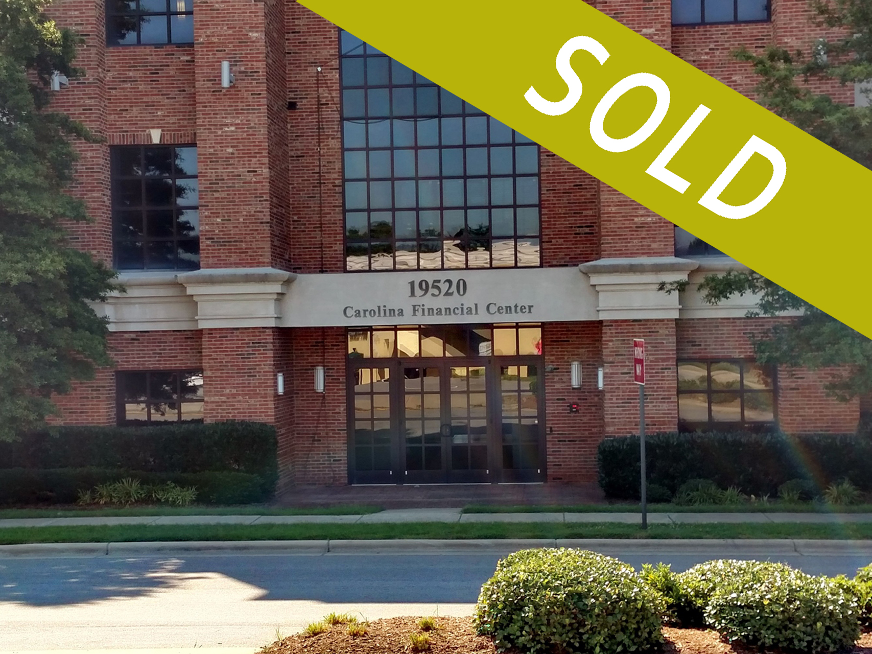 Carolina Financial Center Offices For Sale Cornelius, NC Office Listings Lake Norman