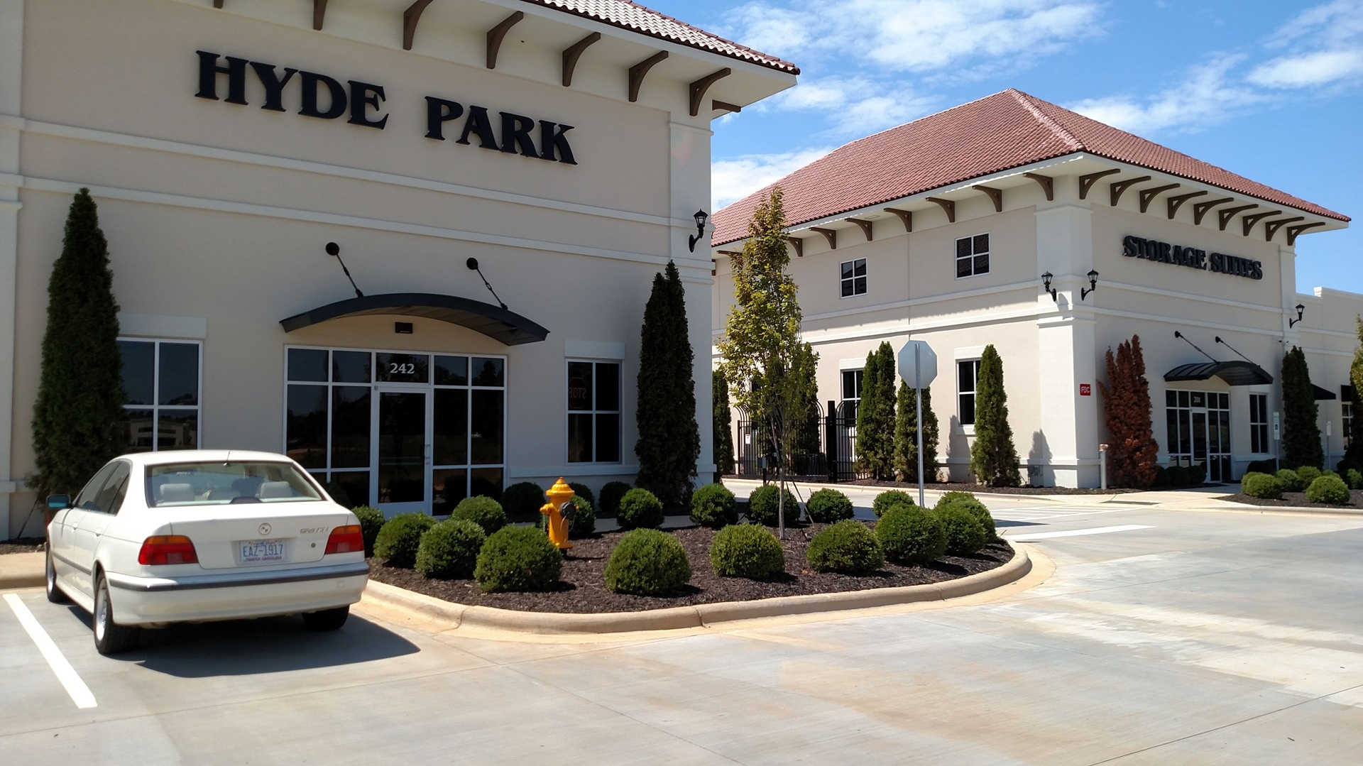 Hyde Park Storage for Sale Lake Norman NC