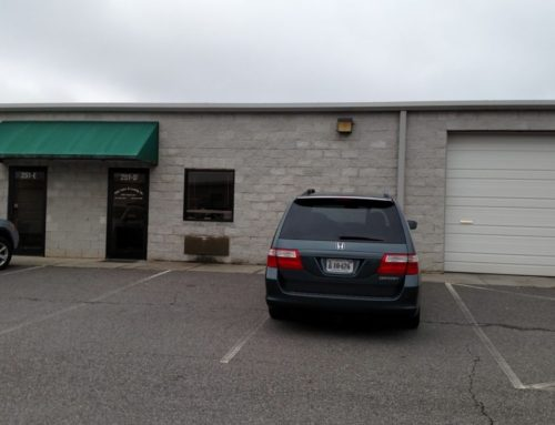 Statesville Warehouse Space for Sale $119,900