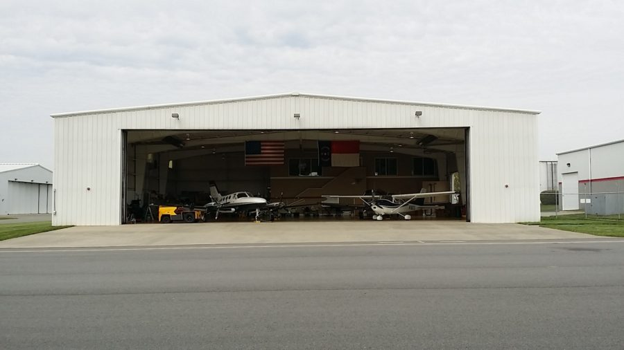 Concord Airport Hanger for Sale , Charlotte NC