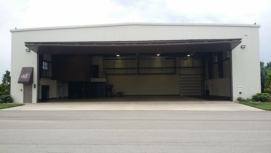 Airport hanger for Sale, Concord NC Regional Airport