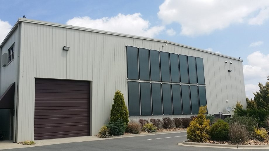 Airport hanger for Sale, Concord Regional Airport