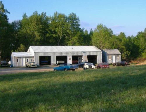 Cherryville Industrial Garage for Sale